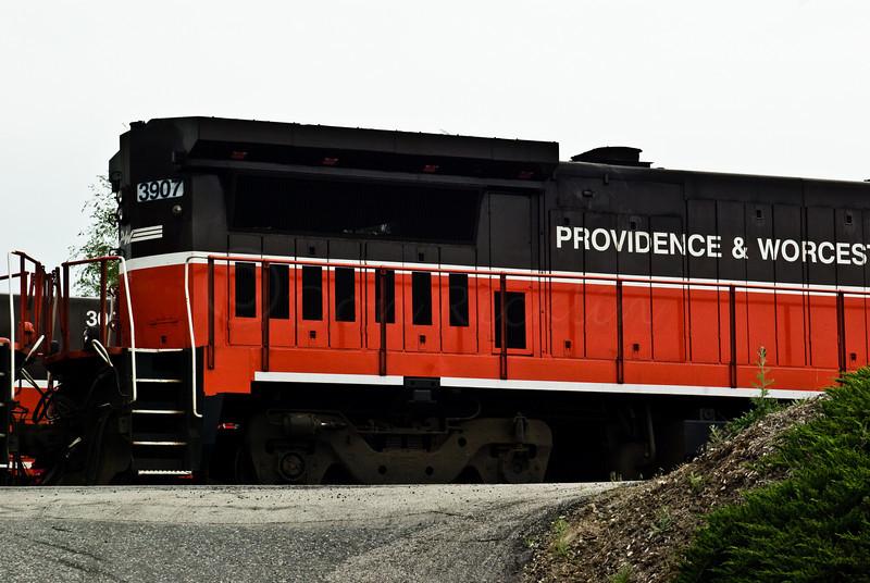Providence & Worcester Engine