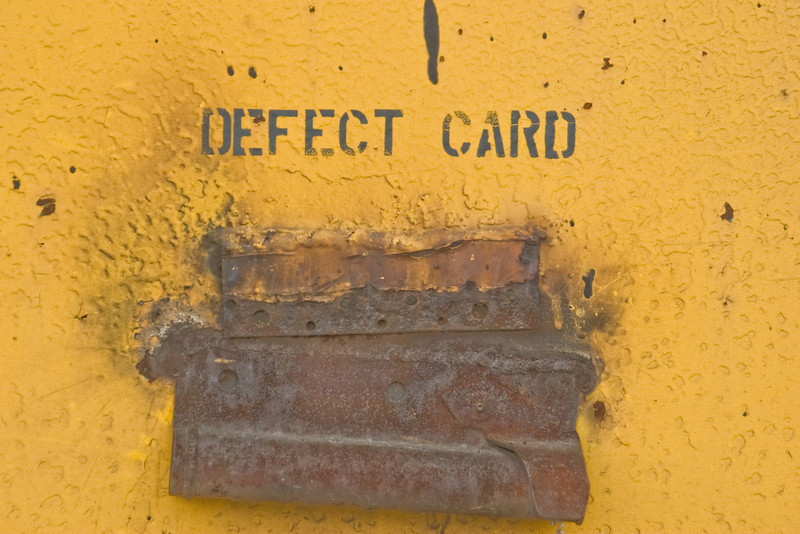 Defect Card