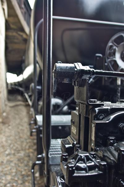 Rail Tanker Detail