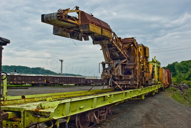 Worcester Rail Yards - DonRicklin