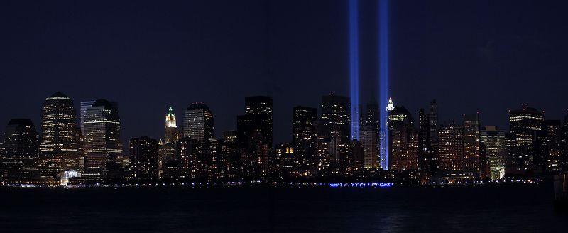 WTC Tribute - 2005 - NJ Liberty State Park