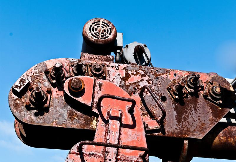 Crane o'rust