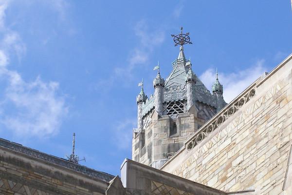 Yale University Exterior Shots