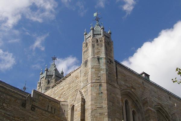 Yale University Exteriors