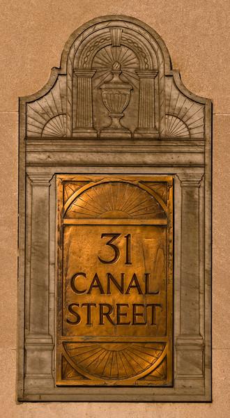 Street & Shop Signs