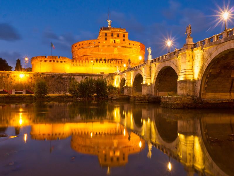 Castel and Bridge