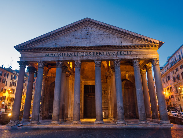 Pantheon Blue