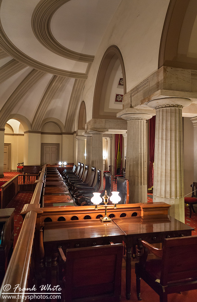 Old Supreme Court chambers, US Capital