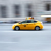 Panning Taxi NYC