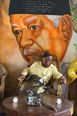 Prince René Douala Manga Bell, Douala, Cameroon.