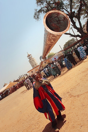 2008 Nguon festival, Foumban, Cameroon.