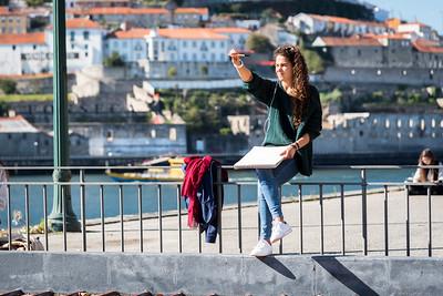 Drawing Porto