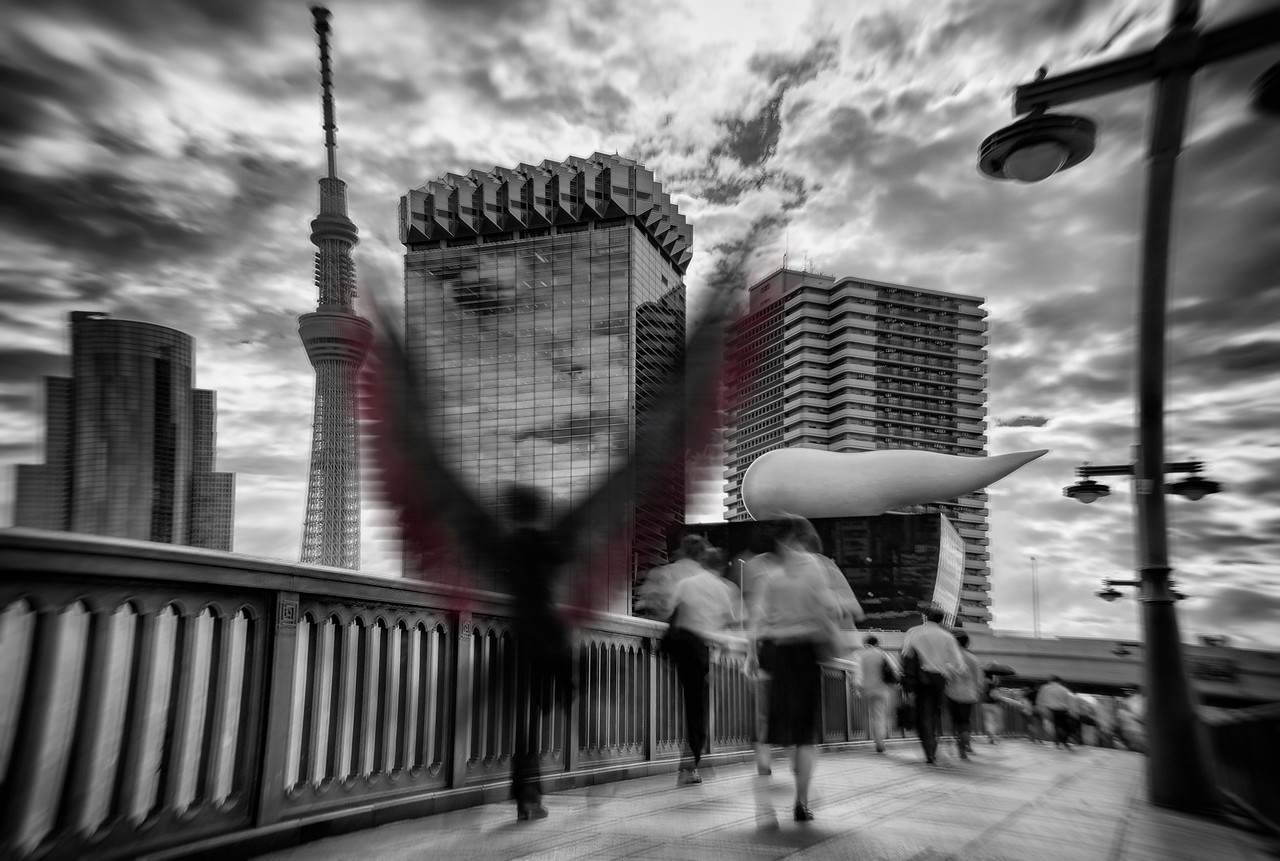 fallen-angel-in-asakusa-tokyo