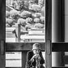 old japanese lady street photo