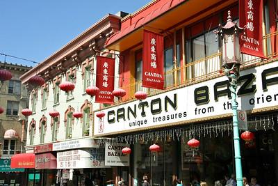 Canton Bazaar, Chinatown, San Francisco