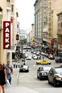 San Francisco Street Scene