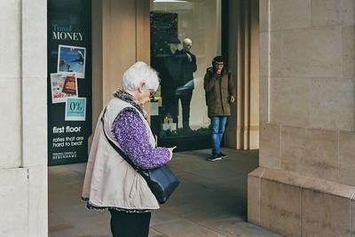 Bath Street, with FWCC