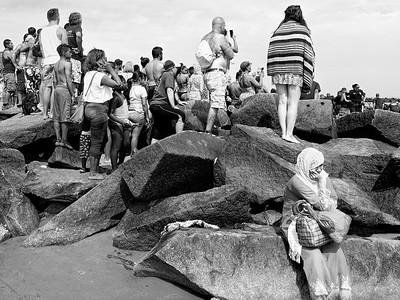 Coney Island Beach, Brooklyn, New York  (234972)
