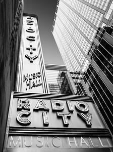 Radio City Music Hall, New York City  #80268
