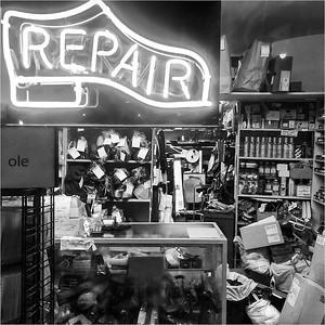 Repair Shop, New York, New York   (3935 iP)