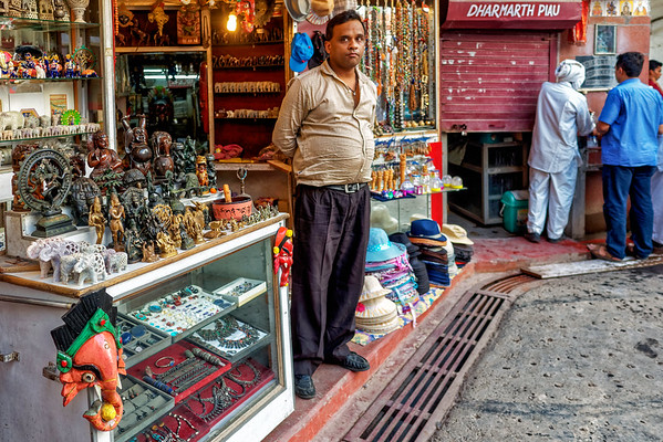 Chandni Chowk in colors