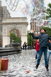 Joy, Washington Square Park, NYC  (278583)
