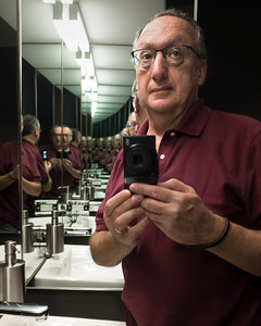 Bathroom Selfie, NYC  (31752)