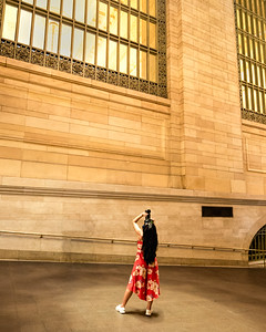 The Photographer, Grand Central Terminal, NYC  (268106)