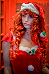 Ms Santa ...