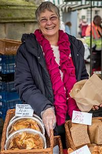 Susan, Bower Bakery