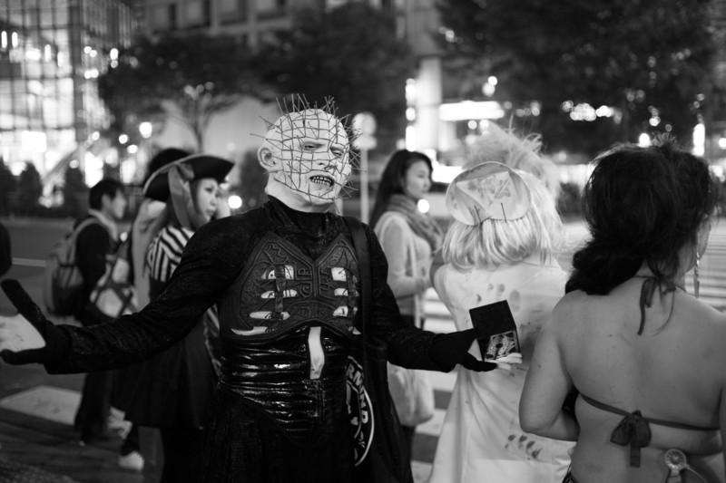 Shibuya Halloween 2013