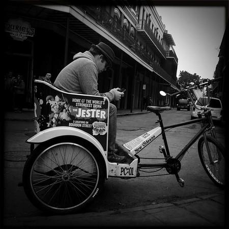 NOLA pedicab