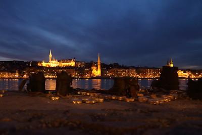 Blue Hour Budapest—Memories of Budapest