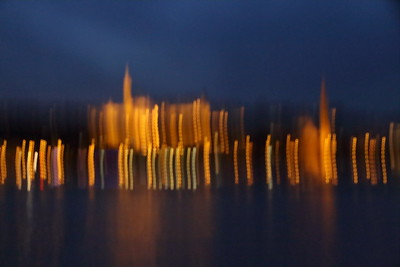 Blue Hour Budapest—Vibrating of Budapest