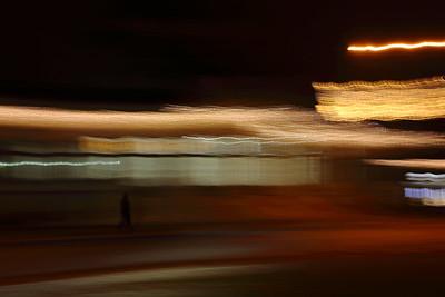 Evening Walk During COVID Times — Esti séta COVID idején