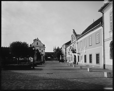 Town Hall of Vac — Váci Városháza