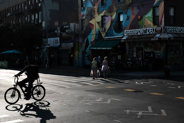 Greenpoint Afternoon, Brooklyn.