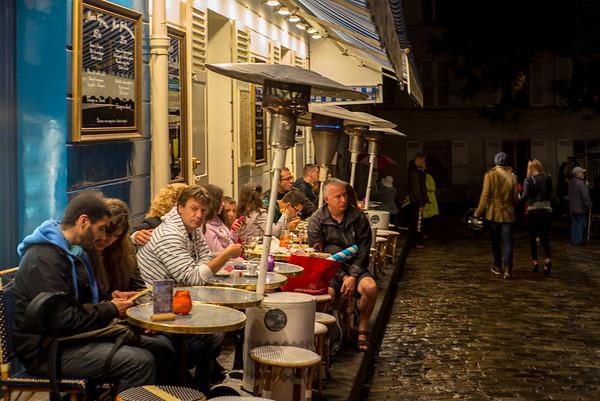 Montmartre, August 6 2014