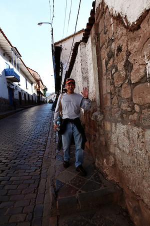 David - Cusco, Peru