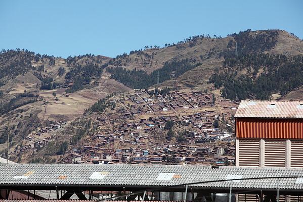 View from Hostel Roccoletta