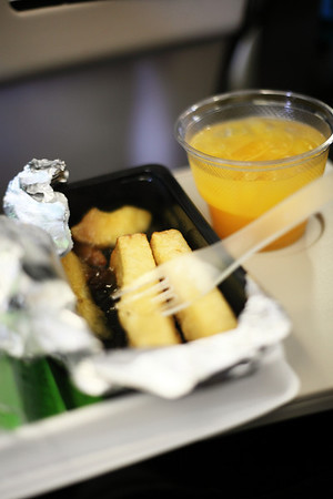 Taca Airline Food - French Toast