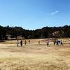 Soccer at Sacsayhuaman