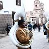 Tuba - Plaza de Armas - Cusco, Peru