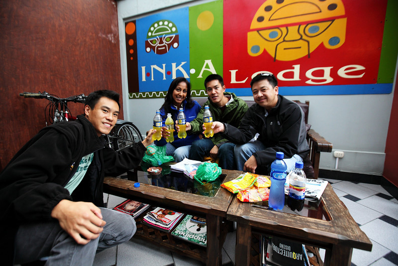 CHEERS! - Lima, Peru