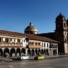 Inglesia de la Compania - Plaza de Armas - Cusco, Peru