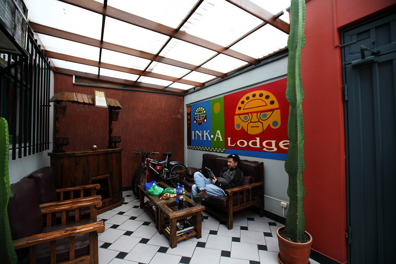 Inka Lodge - Lima, Peru