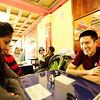 First lunch in Cusco