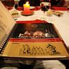 Dinner in Lima, Peru