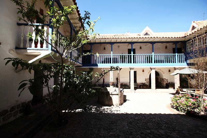 Hostel Inkarri - Cusco, Peru