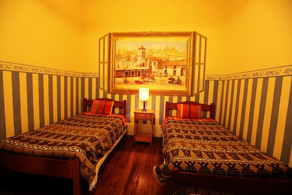 Hostel Reccoletta -Girls Room